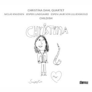 CD Cover Childish