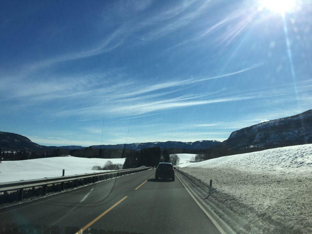 Smukke Norge